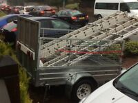 Paxton trailer with ramp for sale like new Paid £1000 for it a year ago