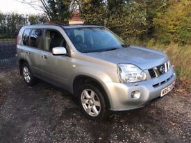 Nissan X-trail 2.0 dci Aventura Explorer * FSH * 12 Month MOT * Fully Loaded *