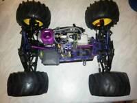 HSP Tornado RC car