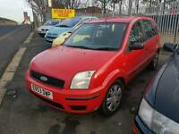2004 FORD FUSION 1.4 DIESEL £30 ROAD TAX JUST TAKEN IN PART EX £425