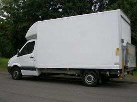 Cheap Man and Large Luton Box Van Experienced Leicester Removals Call or Text 07967239349