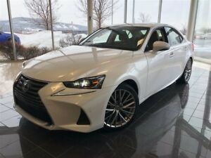 2017 Lexus IS 300 * LUXURY * TRACTION INTÉGRALE * GPS *