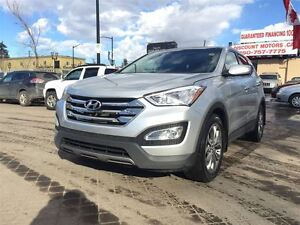 2013 Hyundai Santa Fe Limited AWD LOW PAYMENTS APPLY NOW & DRIVE