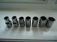 Set of A/F Sockets