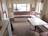 Cheap Affordable Static caravan for sale Skegness near Ingoldmells Chapel st leonards