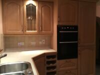 Solid Limed Oak Kitchen