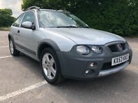 Rover streetwise 1.4 se cheap to run 12 months mot