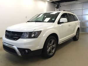 2015 Dodge Journey Crossroad- AWD, Leather, Heated Seats!