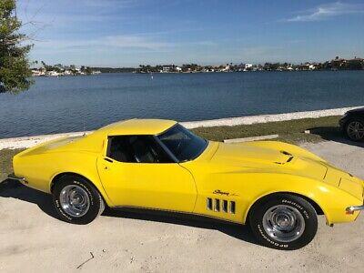 1969  Chevrolet Corvette   | C3 Corvette Photo 1