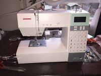 Janome DKS100 Special Edition Sewing Machine Brand New