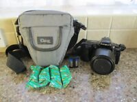 Minolta 35mm Camera with Sigma Auto Focus Zoom Lens 35-80