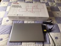 Toshiba SATELLITE C75-A-156 laptop with 17 inch screen