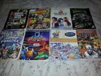 for sale. video games magazine guides.
