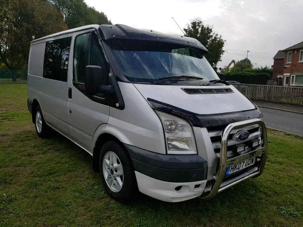 1b39d9dcba Modified 2007 Plate Ford Transit Van LX Model 2.2 TDCI