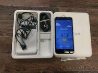 HTC U 11 - 64GB - Brilliant Black (Unlocked) Smartphone