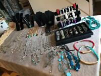 116 Pieces of Brand New Fashion Jewellery for Personal or Business Use