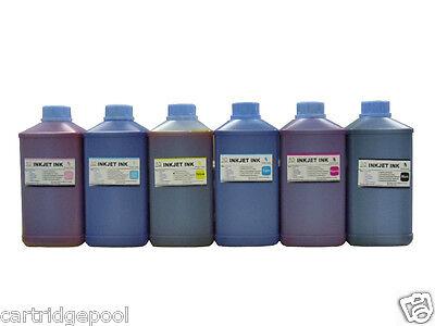 6 Quart Bulk Ink For Epson Artisan 725 835 710 810 98