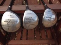 MacGregor DX woods 1, 3. and 5
