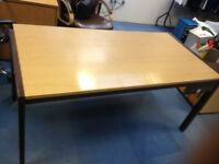 office rectangle desk table