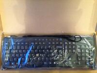 USB keyboard. Unboxed.