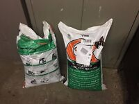 Two Bags 20kg 6x Organic Pelleted Chicken Manure