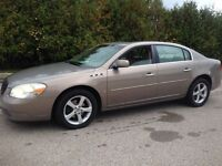 2006 Buick Lucerne CXL |PWR  Lth Seats |Sunroof - $8,790