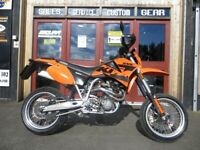 2005 KTM 660 (cc) LC4 SMC - Rare, sought after bike - EVOLUTION MOTOR WORKS - Lurgan