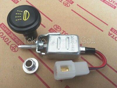 Toyota Land Cruiser Fog Light Switch & Knob Set NEW Genuine OEM Parts