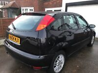 2004 Ford Focus 1.6 Petrol - Bargain