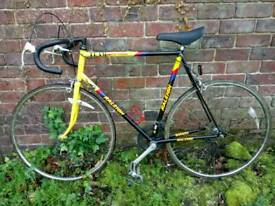 Raleigh Banana racing bike 1980's retro