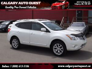 2013 Nissan Rogue SL AWD/NAVI/360 CAM/SUNROOF/LEATHER