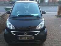 SMART CAR HARDLY USED NEW CONDITION