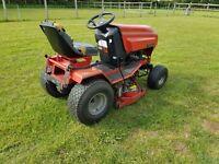 Westwood S1300 sit on lawnmower