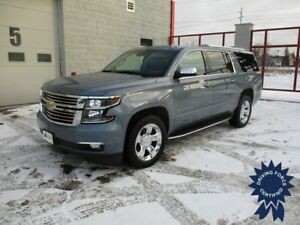 2016 Chevrolet Suburban LTZ 8 Passenger, DVD, Fully Loaded