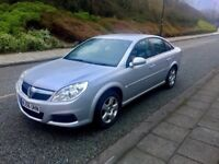 Vauxhall vectra exclusiv 1.8 2006 2 owners really nice car