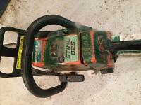 "Stihl 16"" chainsaw for sale"