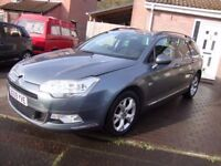 CITROEN C5 estate diesel 2009