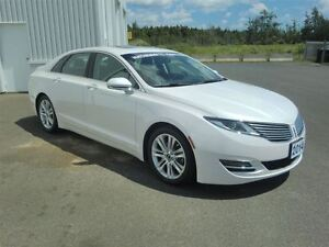 2014 Lincoln MKZ 3.7--AWD-MOON--NAV-PRESTIGE+ 4 WINTER TIRES