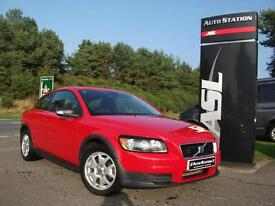VOLVO C30 1.6 S (red) 2007