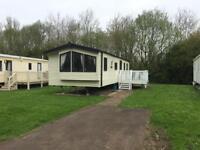 Thorpe Park Cleethorpes 8 berth 3 bed Willerby Salsa Eco Static Caravan Haven