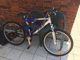 Mhawk Adult Mountain Bike Cycle