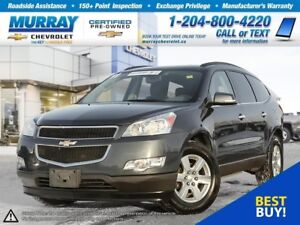 2011 Chevrolet Traverse 2LT *Bluetooth, Rear View Camera, Satell