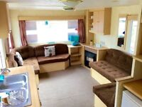 Low running costs on this value static caravan at Seawick - Not Kent!