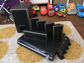 Sony 5.1 surround sound