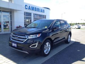 2015 Ford Edge SEL w/ Canadian Touring Package!