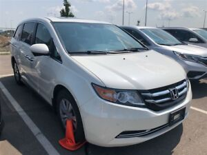 2016 Honda Odyssey EX-L| LEATHER| BLINDSPOT & BACKUP CAM| PWR DO