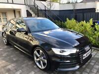 2013 AUDI A6 S LINE BLACK EDITION 177 MODEL