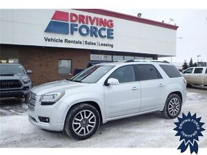 2014 GMC Acadia Denali, AWD, Sunroof, Seats 7, 48,678 KMs