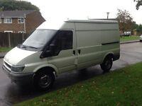 Man with van £110 HUGE radius from Bedford... MK NN SG London PE Cambs all same price