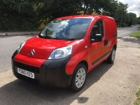 2011 CITROEN NEMO 660 ENTERPRIZE START/STOP TECHNOLOGY ONLY 74,000 FROM BRAND NEW YEARS M.O.T £2999